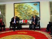 新加坡副总理张志贤希望推动新加坡与承天顺化省合作关系强劲发展