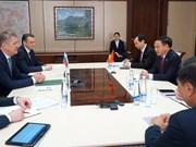 巴什科尔托斯坦共和国:力争实现巴越合作水平全俄第一