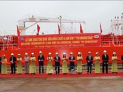 越南向韩国移交6500吨级化学品成品油轮