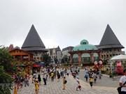岘港市Sun World Ba Na Hills将打造成为全球旅游目的地