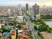 今年第一季度河内市GDP增长约达6.99%