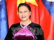 越南国会主席阮氏金银对摩洛哥、法国进行正式访问;对欧洲议会进行工作访问并出席IPU-140
