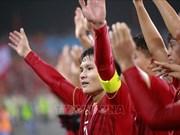 亚洲足球联合会:越南足球的级别明显提升