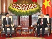 越南与阿联酋加强经贸与能源等领域合作