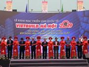 2019年越南建材及建筑机械展开幕