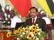文莱苏丹圆满结束对越南进行的国事访问