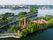 越南镇国寺是世界上最美的十座寺庙之一