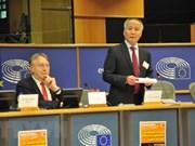 法国议员支持尽早签署和批准欧盟-越南自由贸易协定