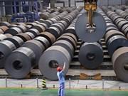 越南钢材出口增速回升