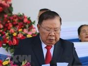 朝鲜与老挝加强合作