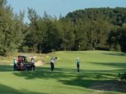越南高尔夫旅游发展潜力巨大