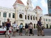 胡志明市接待国际游客增长10%