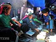 """山区集市是""""越南民族特色""""月的活动亮点"""