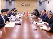 韩国与越南推动司法和立法领域的合作