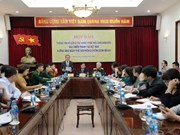 越南将举行集会响应国际提高地雷意识和协助地雷行动日