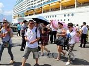 2019年前3月访越亚洲游客量猛增
