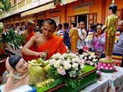 越南政府总理阮春福向高棉族同胞致新年贺信