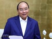 阮春福总理:实质性改善越南经商环境是经济增长的最重要动力