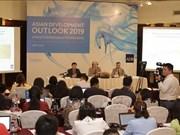 亚行公布亚洲发展展望报告  预测越南今年经济增长达6.8%