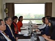 越南与泰国促进东盟合作框架内的财政合作