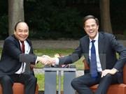 荷兰首相马克·吕特将对越南进行正式访问
