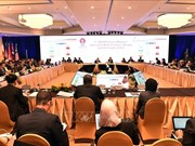 东盟大力支持经济增长和加强区域金融稳定
