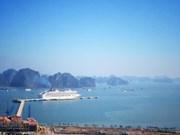 越南多管齐下大力发展游轮旅游