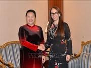 IPU主席:越南是持续不断行动而兑现国际承诺的榜样