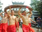 越南坐地拔河荣获UNESCO颁发的非物质文化遗产证书