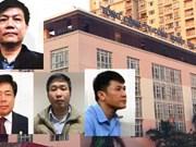 Vinashin前四名领导干部因涉嫌侵吞存款利息额外款项被起诉