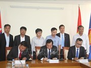 越南与柬埔寨各所大学加强人力资源培训合作