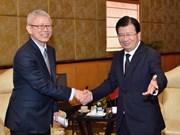 越南鼓励泰国企业对越投资