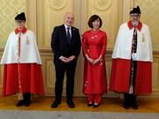 瑞士总统高度评价越南在瑞士对外政策中的地位