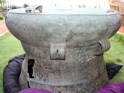 距今2000多年的越南东山铜鼓在马来西亚发现