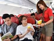 2018年越捷航空公司营业收入增长约49%