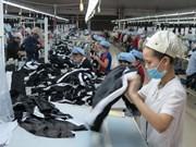 同奈省纺织品服装和鞋类出口额在出口总额占较大比重
