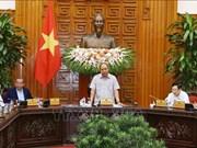 越南政府总理:4月份之内出台《规划法》的实施细则