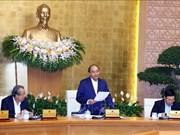 越南政府将采取六项措施促进经济增长