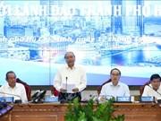 政府总理阮春福:胡志明市继续成为全国重要经济火车头