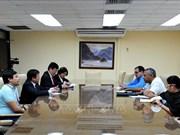 越通社与古巴各伙伴加强合作