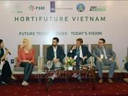 荷兰在越南分享种植领域的发展经验