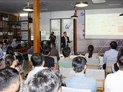 推动越南智慧能源领域的创业活动