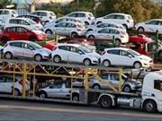 今年第一季度越南进口车销量猛增