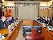 第一太平戴维斯高度评价胡志明市的发展潜力