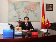 越南驻罗马尼亚大使邓陈风:越南政府总理阮春福访罗为提升越南与罗马尼亚合作水平注入新动力