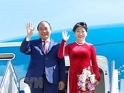 越南政府总理阮春福对罗马尼亚进行正式访问:推动越南与罗马尼亚传统友好合作关系深入务实发展
