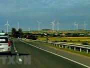 越南广治省投资逾1.53万亿越盾兴建风力发电厂
