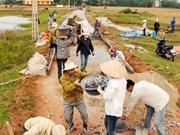 北江省集中为农业与农村发展项目提供贷款