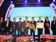旅居捷克越南人协会迎来成立20周年庆典