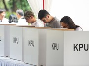印尼大选:巴布亚省投票站遭武装犯罪团伙攻击